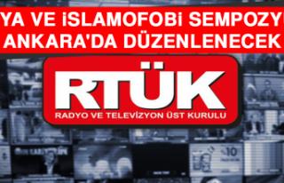 Medya ve İslamofobi Sempozyumu Ankara'da Düzenlenecek