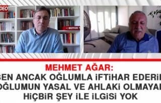 Mehmet Ağar: Ben Ancak Oğlumla İftihar Ederim,...