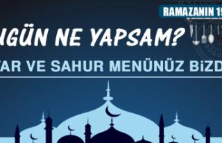 Ramazanın On Dokuzuncu Gününde Elazığlılara...
