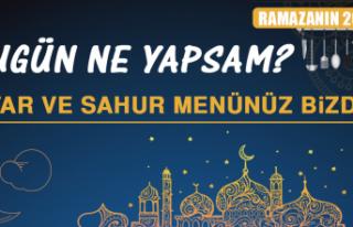 Ramazanın Yirmi Altıncı Gününde Elazığlılara...