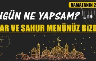 Ramazanın Yirmi Beşinci Gününde Elazığlılara...