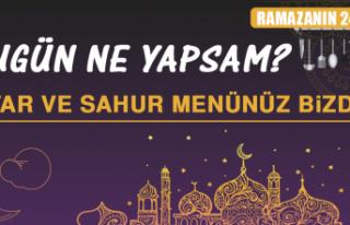 Ramazanın Yirmi Dördüncü Gününde Elazığlılara...