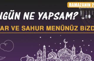 Ramazanın Yirmi Yedinci Gününde Elazığlılara...