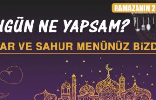 Ramazanın Yirminci Gününde Elazığlılara Özel...