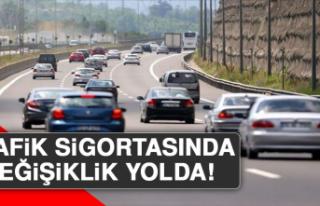 Trafik Sigortasında Değişiklik Yolda