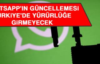 Whatsapp'ın Zorunlu Güncellemesi Türkiye'de...