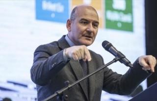 Bakan Soylu: Türkiye'deki terörist sayısı 240'a...