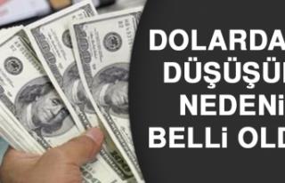 Dolardaki Düşüşün Nedeni Belli Oldu