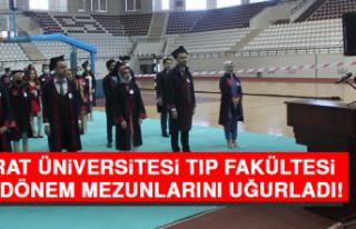 Fırat Üniversitesi Tıp Fakültesi 33. Dönem Mezunlarını...