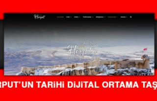 Harput'un Tarihi Dijital Ortama Taşındı