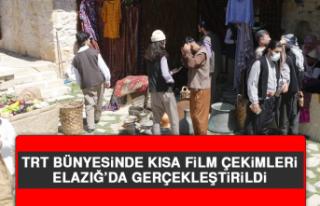TRT Bünyesinde Kısa Film Çekimleri Elazığ'da...