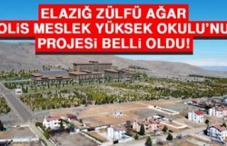 Elazığ Zülfü Ağar Polis Meslek Yüksek Okulu'nun...