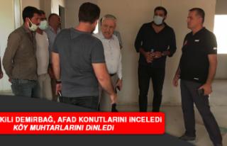 "Milletvekili Demirbağ: ""Her muhalefet lideri seçim..."