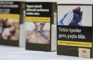 Sigara paketlerinin sağlık uyarısı alanı artırıldı