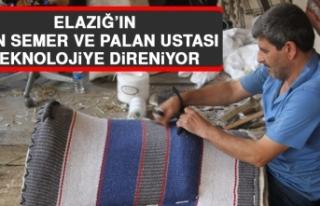 Elazığ'ın Son Semer ve Palan Ustası Teknolojiye...