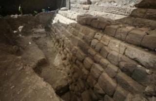 İlk Çağ kenti Daskyleion'da su kanalı bulundu