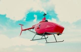 İnsansız helikopter Alpin askeri görevlere hazırlanıyor