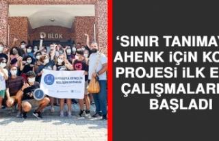 'Sınır Tanımayan Ahenk İçin Koro' Projesi...