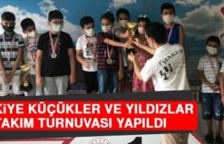Türkiye Küçükler ve Yıldızlar Takım Turnuvası...