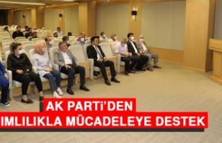 AK Parti'den Bağımlılıkla Mücadeleye Destek