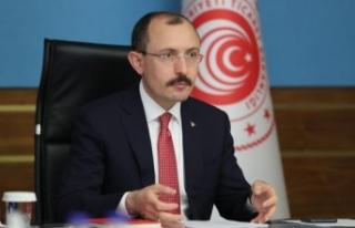 Bakan Muş: Türkiye ihracatla büyümeye devam ediyor