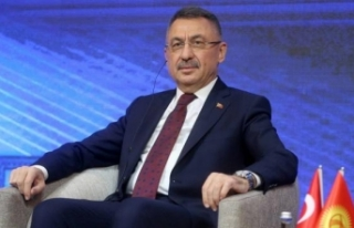 Cumhurbaşkanı Yardımcısı Oktay: Kırgızistan'la...