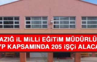 Elazığ İl Milli Eğitim Müdürlüğü TYP Kapsamında...