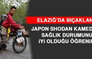 Elazığ'da Bıçaklanan Japon Shodan Kameda'nın...