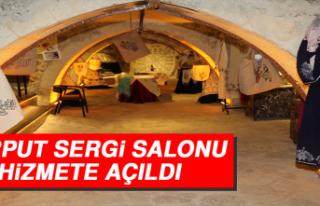 Harput Sergi Salonu Hizmete Açıldı
