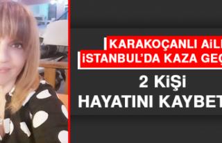 Karakoçanlı Aile İstanbul'da Kaza Geçirdi: 2...