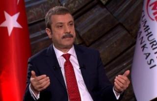 Kavcıoğlu: Merkez Bankası rezervleri 115-120 milyar...