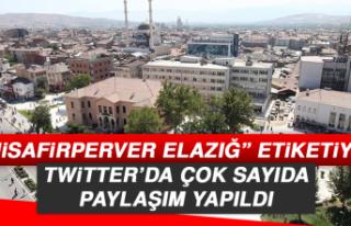 """""""Misafirperver Elazığ"""" Etiketiyle Twitter'da..."""