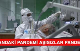 Şu Andaki Pandemi Aşısızlar Pandemisi