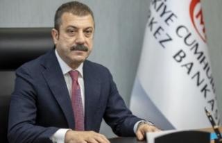 TCBM Başkanı Kavcıoğlu: Son çeyrekte enflasyonun...