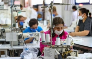 Tekstil ilçesinde hedef 2 milyar dolar ihracat
