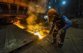 Türkiye'nin çelik ihracatı arttı