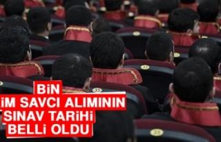 Bin Hakim Savcı Alımının Sınav Şartları Belli...