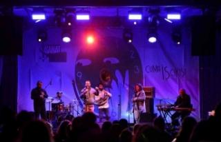 'Cuma İş Çıkışı' konserlerinde Kolektif...