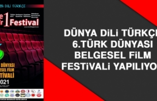 Dünya Dili Türkçe 6.Türk Dünyası Belgesel Film...
