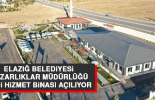 Elazığ Belediyesi Mezarlıklar Müdürlüğü Yeni...