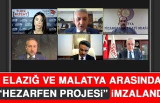 """Elazığ ve Malatya Arasında """"Hezarfen Projesi""""..."""