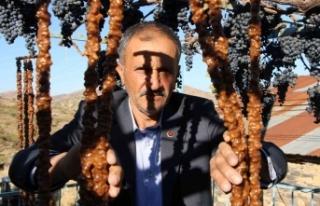 Elazığ'ın vazgeçilmez tescilli lezzeti 'Orcik'...