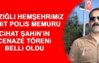 Elazığlı Hemşehrimiz Şehit Polis Memuru Cihat...