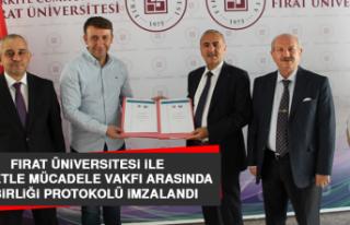 Fırat Üniversitesi İle Şiddetle Mücadele Vakfı...