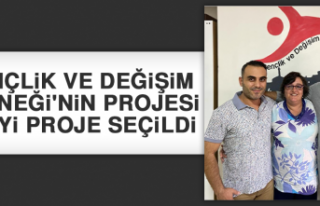Gençlik Ve Değişim Derneği'nin Projesi En...