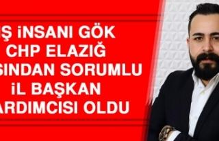 İş İnsanı Gök CHP Elazığ Basından Sorumlu...
