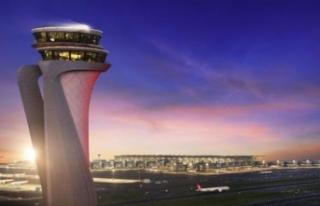 İstanbul Havalimanı eylülde 4 milyondan fazla yolcuya...