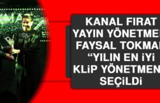 """Kanal Fırat Yayın Yönetmeni Faysal Tokmak, """"Yılın..."""