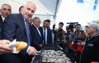 Karaduvar Balık Festivali yarın başlıyor