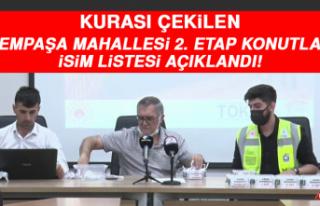 Kurası Çekilen Rüstempaşa Mahallesi 2. Etap Konutlarının...